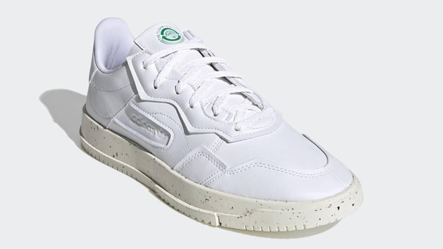adidas SC Premiere Clean Classics Cloud White Front