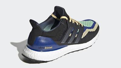 adidas Ultra Boost DNA Black Glory Mint Back