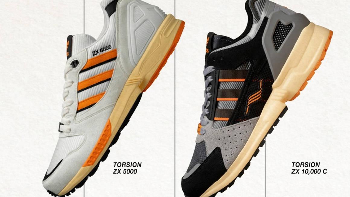 adidas size zx