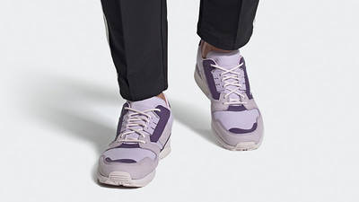 deadHYPE x adidas ZX 8000 Thanos FX8528 on foot