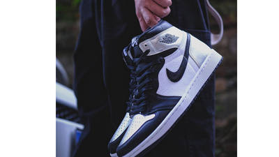 Jordan 1 High OG Metallic Silver on hand