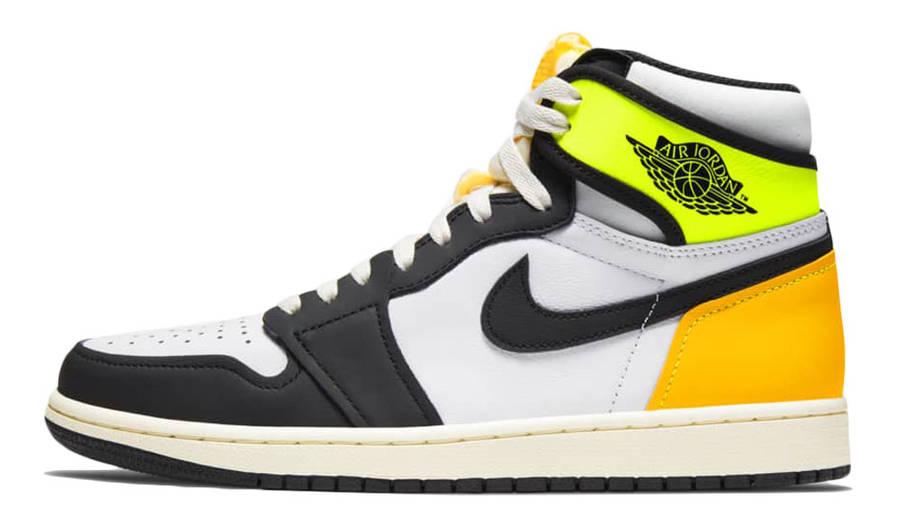 Jordan 1 High Volt Gold