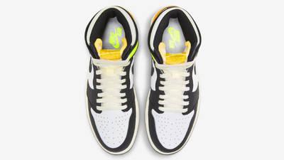 Jordan 1 High Volt Gold Middle