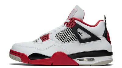 Jordan 4 Fire Red