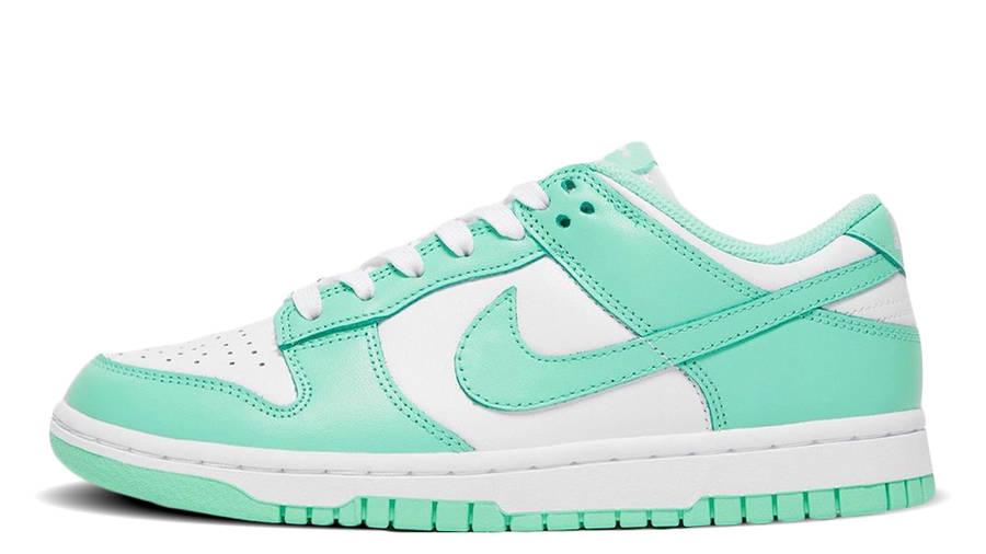 Nike Dunk Low Pastel Green Glow