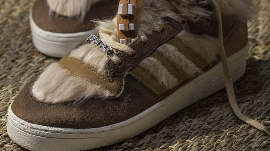 Star Wars x adidas Rivalry Hi Chewbacca Lifestyle