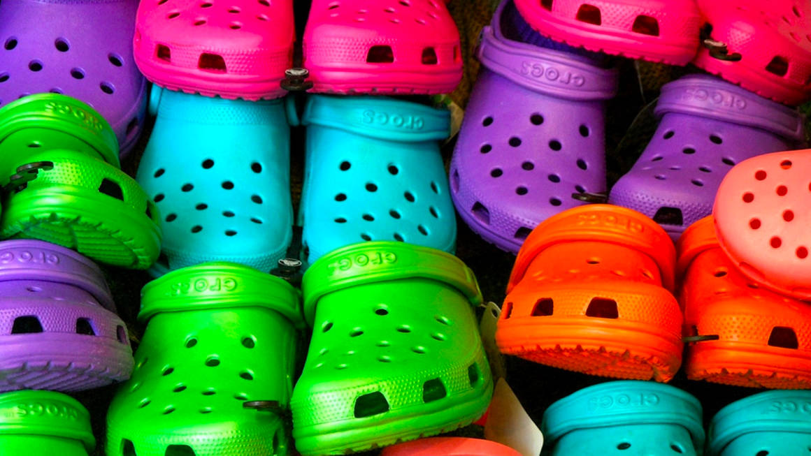 Crocs Are Back and There's Nothing You Can Do About It