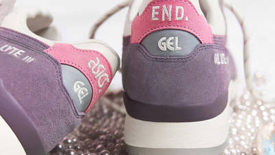 END x ASICS GEL-Lyte III Pearl Lifestyle Back