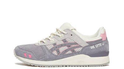 END x ASICS GEL-Lyte III Purple Grey