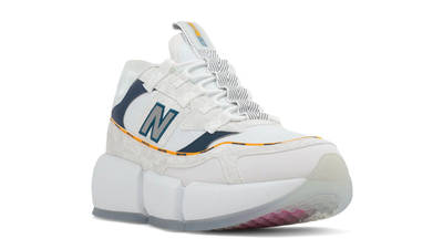 Jaden Smith x New Balance Vision Racer White Front