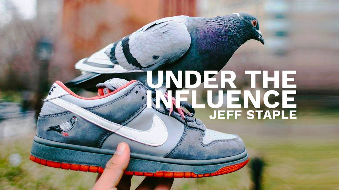 Under The Influence: Inside the Mind of Jeff Staple