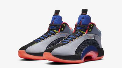 Jordan 35 Tech Pack Front