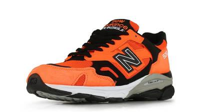 New Balance 920 Made In England Orange Black Front