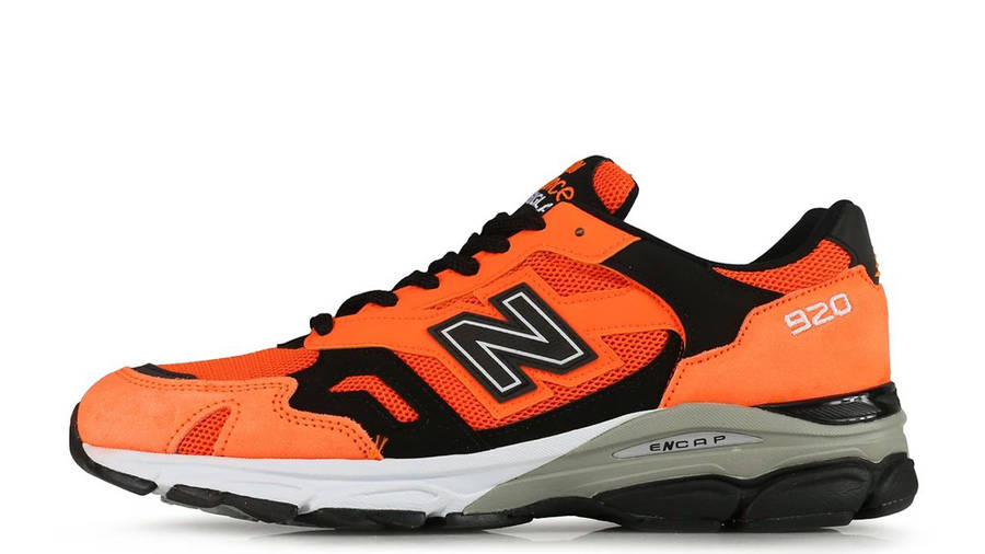 New Balance 920 Made In England Orange Black