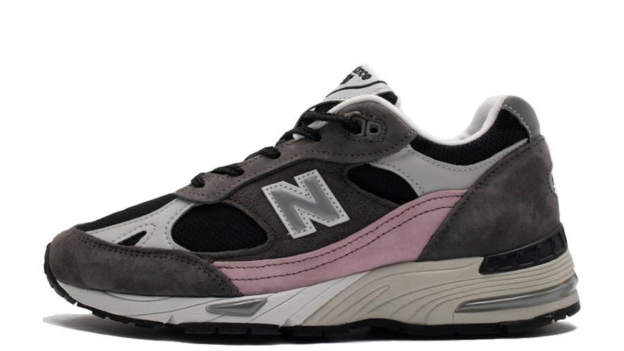 New Balance 991 Black Grey