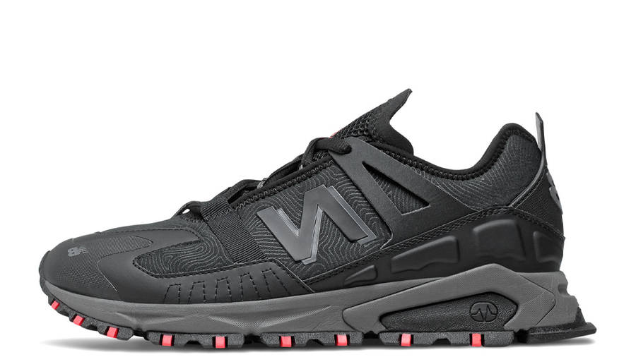 New Balance X-Racer Black Red