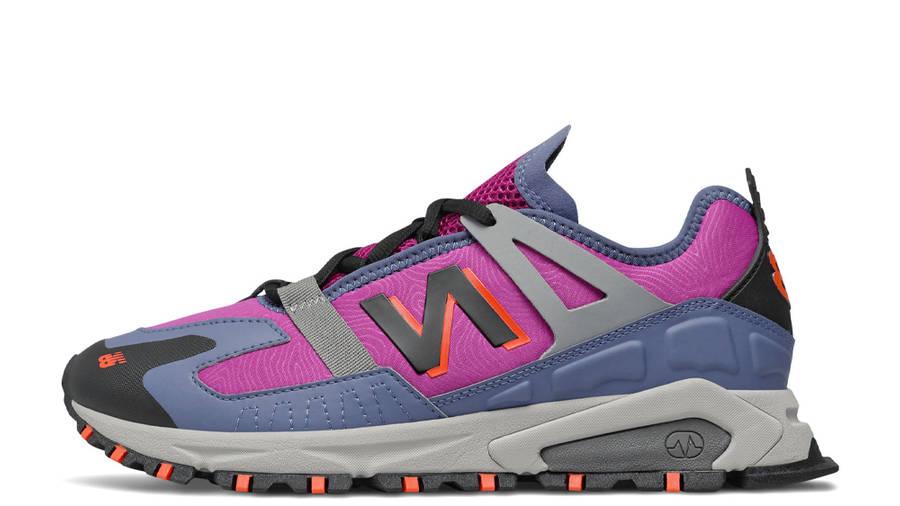 New Balance X-Racer Pink Orange