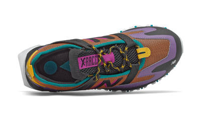 New Balance X-Racer Purple Orange Middle