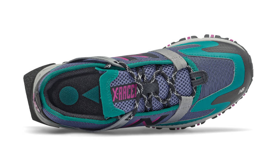 New Balance X-Racer Teal Magnetic Blue Middle