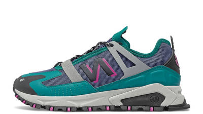 New Balance X-Racer Teal Magnetic Blue