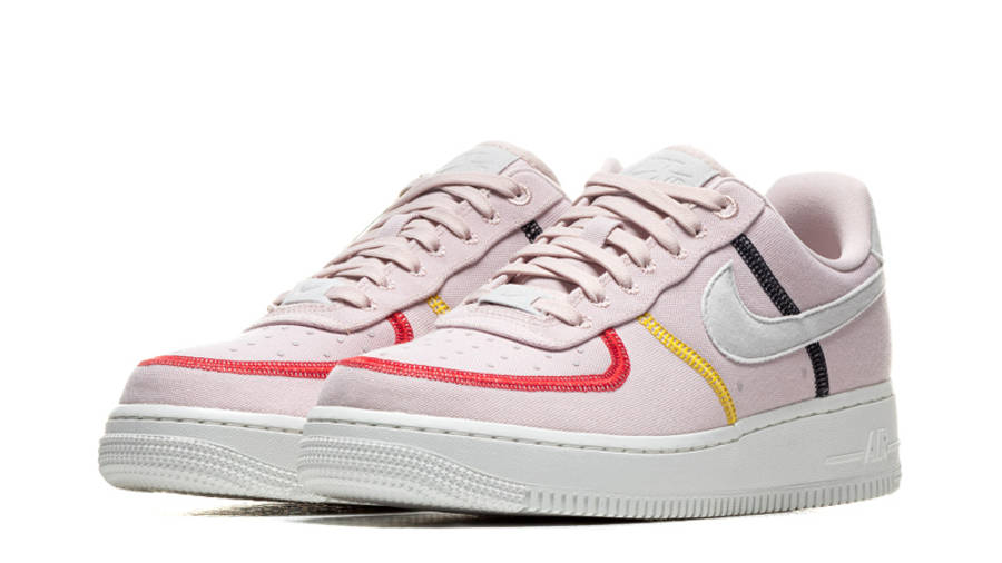 Nike Air Force 1 LX Siltstone Red Womens Front