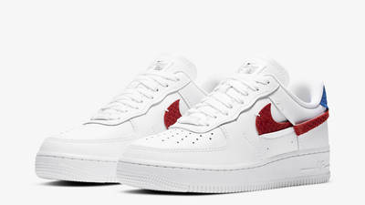 Nike Air Force 1 LXX Snakeskin Front