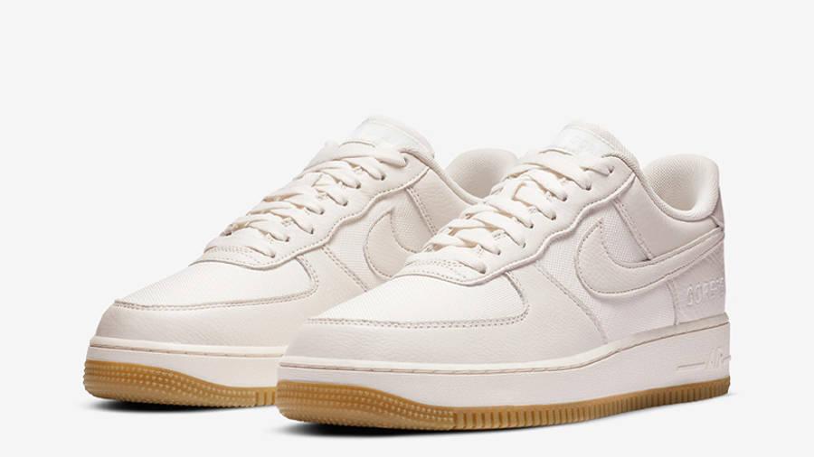 Nike Air Force 1 Low Gore-Tex Sail Gum Front