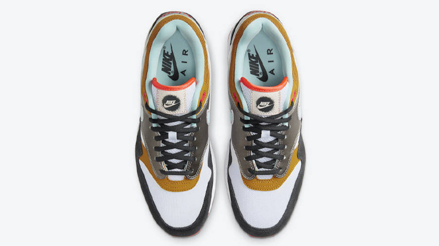 Nike Air Max 1 Graffiti Logo Middle