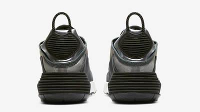 Nike Air Max 2090 3M Grey Volt Back