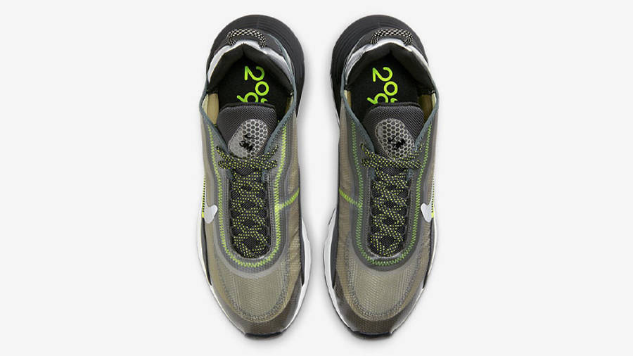 Nike Air Max 2090 3M Grey Volt Middle