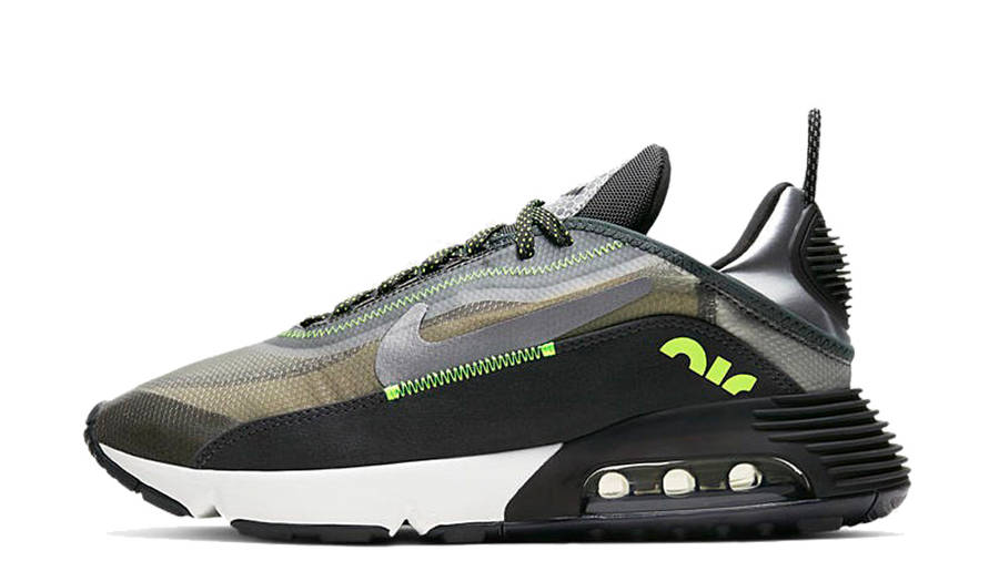 Nike Air Max 2090 3M Grey Volt