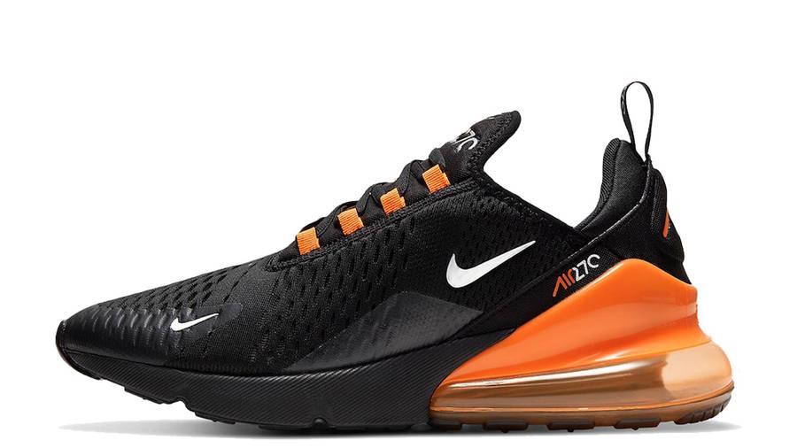 Nike Air Max 270 Halloween Black Orange