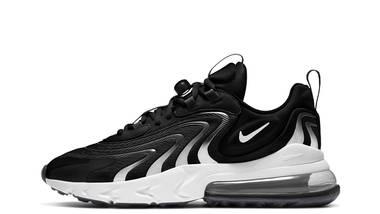 nike 270 trainers black