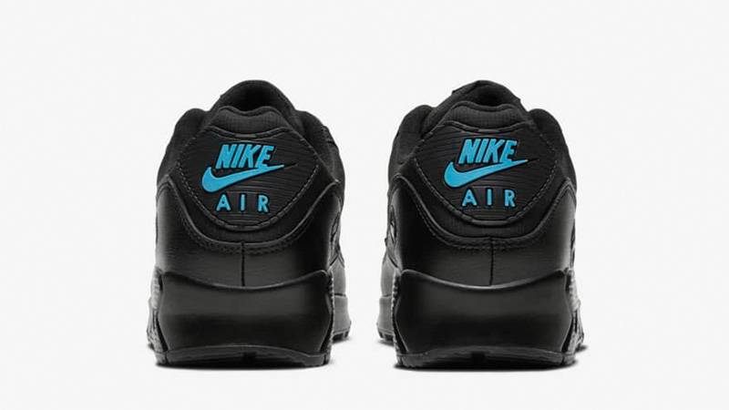 canto caos domingo  Nike Air Max 90 Black Laser Blue | Where To Buy | DC4116-002 | The Sole  Supplier