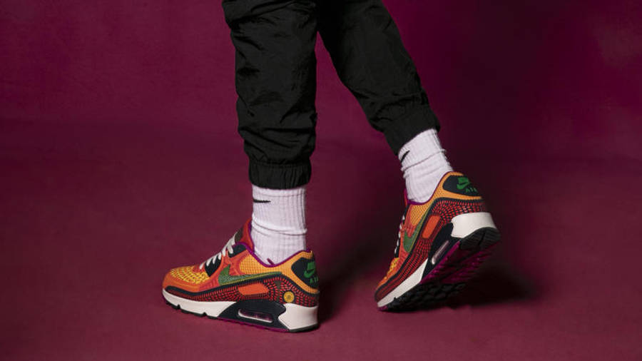 Nike Air Max 90 Dia De Muertos (Day of The Dead) | Where To Buy ...