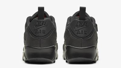 Nike Air Max 90 Surplus Black Infrared Back