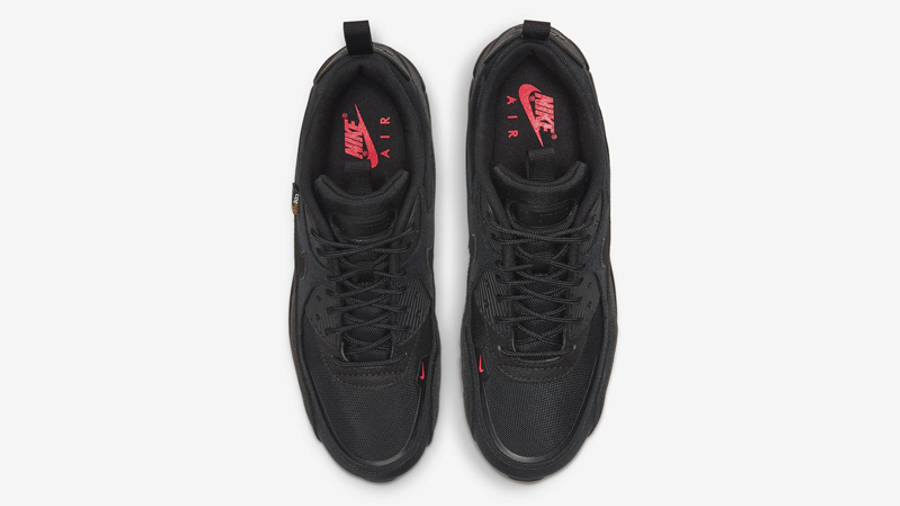 Nike Air Max 90 Surplus Black Infrared Middle