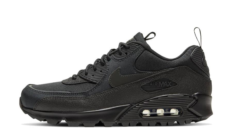 Nike Air Max 90 Surplus Black Infrared