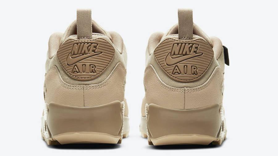 Nike Air Max 90 Surplus Desert Back