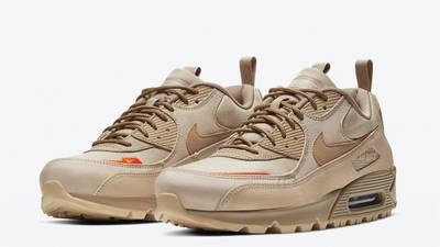 Nike Air Max 90 Surplus Desert Front