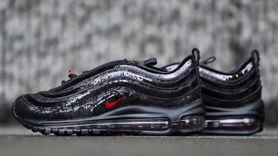 Nike Air Max 97 Black Sequin Lifestyle