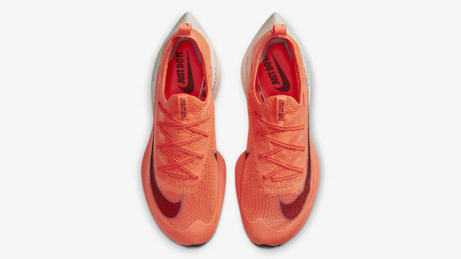 Nike Air Zoom Alphafly NEXT% Bright Mango Middle