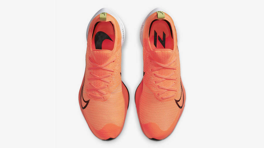 Nike Air Zoom Tempo NEXT% Bright Mango Middle