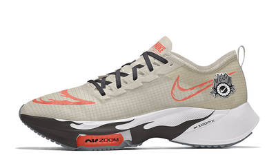 Nike Air Zoom Tempo NEXT% By You Tan Multi