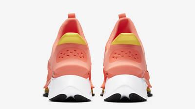 Nike Air Zoom Tempo Next% FlyEase Bright Mango Back