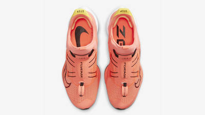 Nike Air Zoom Tempo Next% FlyEase Bright Mango Middle