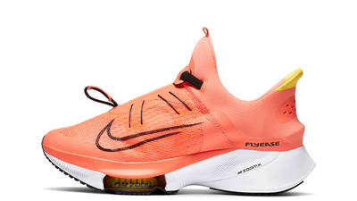 Nike Air Zoom Tempo Next% FlyEase Bright Mango