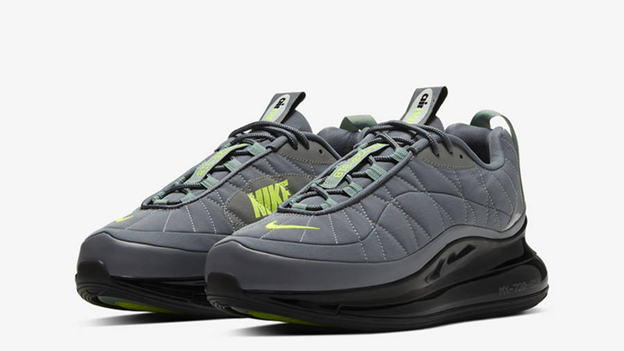 Nike MX-720-818 Smoke Grey Volt Front