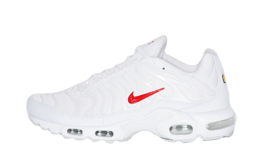 Supreme x Nike TN Air Max Plus White