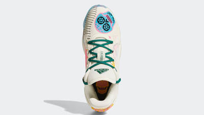 adidas D.O.N. Issue #2 Day of the Dead Middle